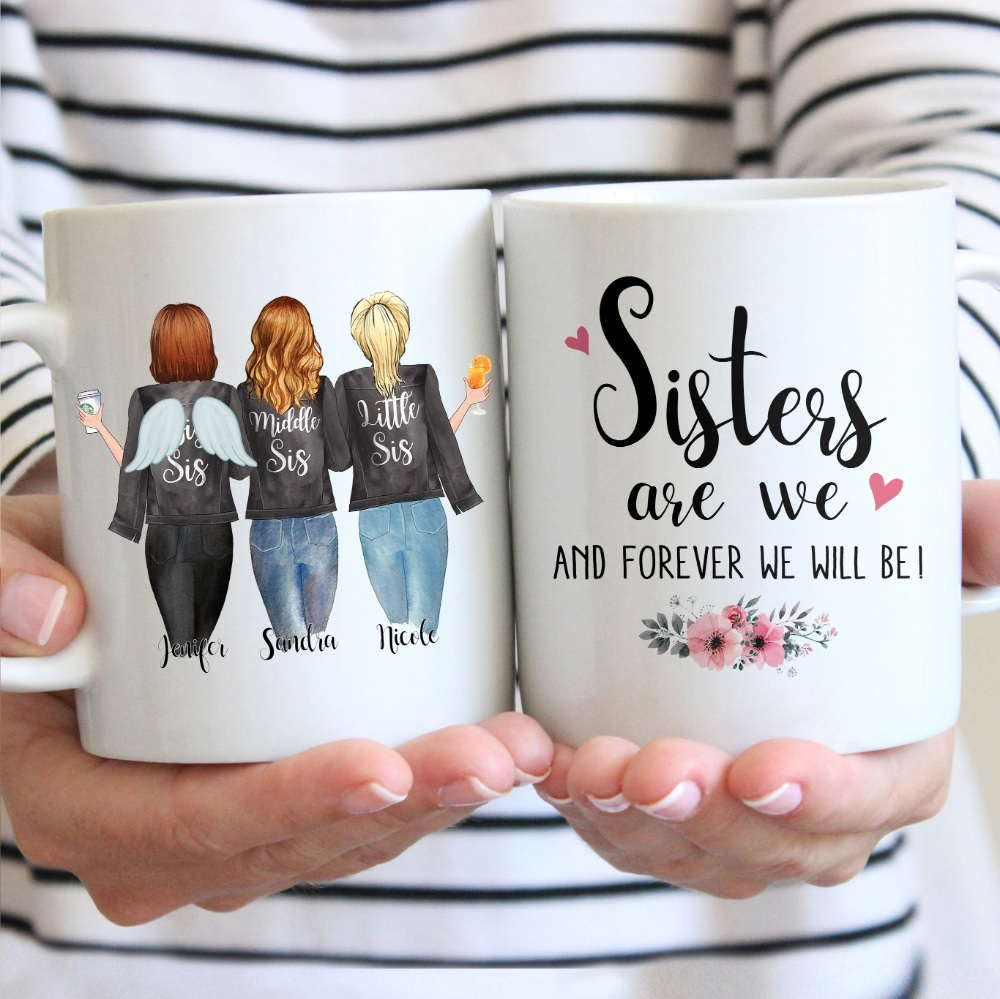 Personalized Ornaments In Mug