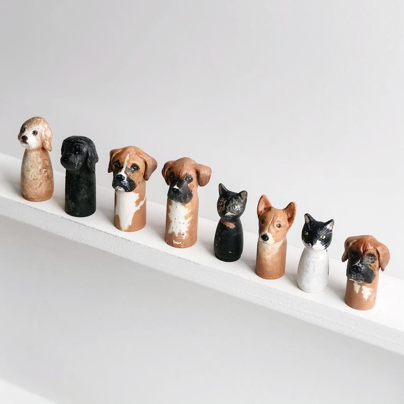 Personalized Ornaments With Pets 2