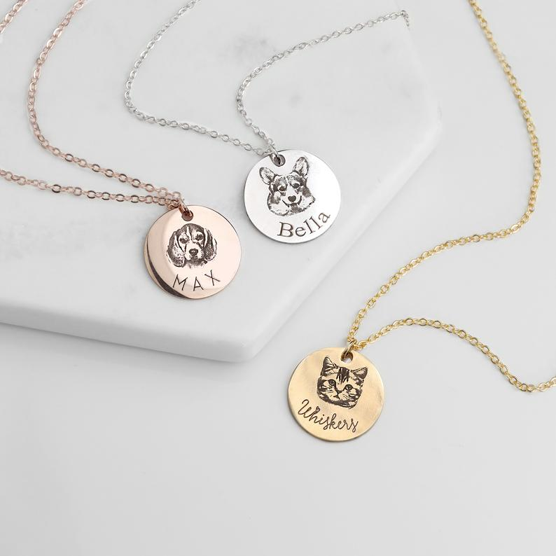 Personalized Ornaments With Pets