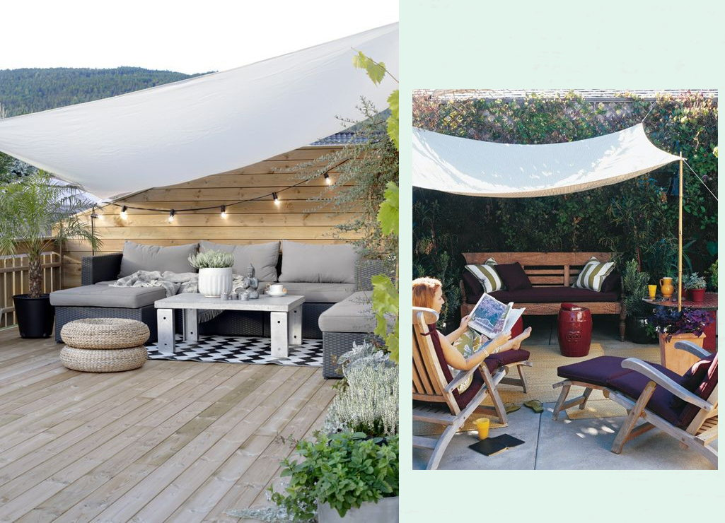 Outdoor Furniture Awnings