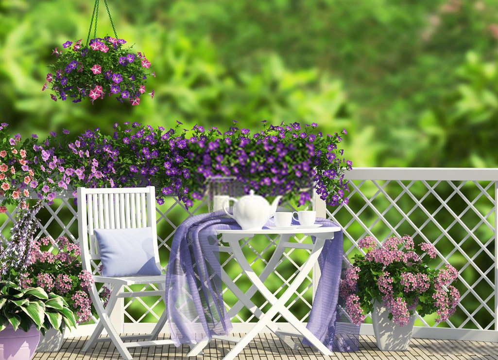 Outdoor Furniture for Balconies and Pools