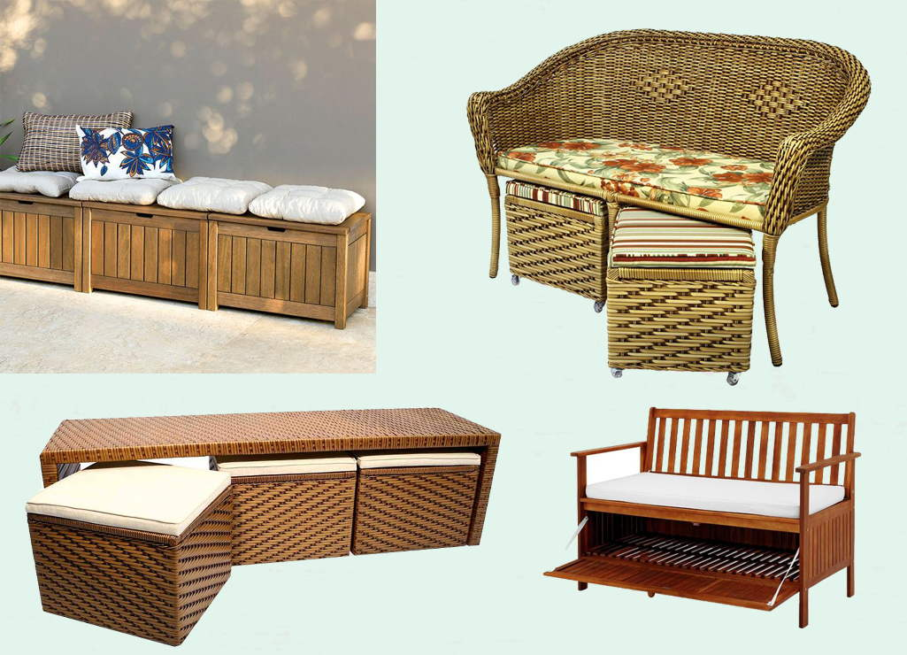 Outdoor Furniture Bench