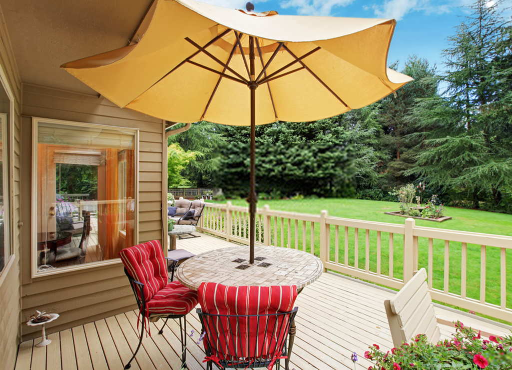 Outdoor Furniture Trends – The Shades