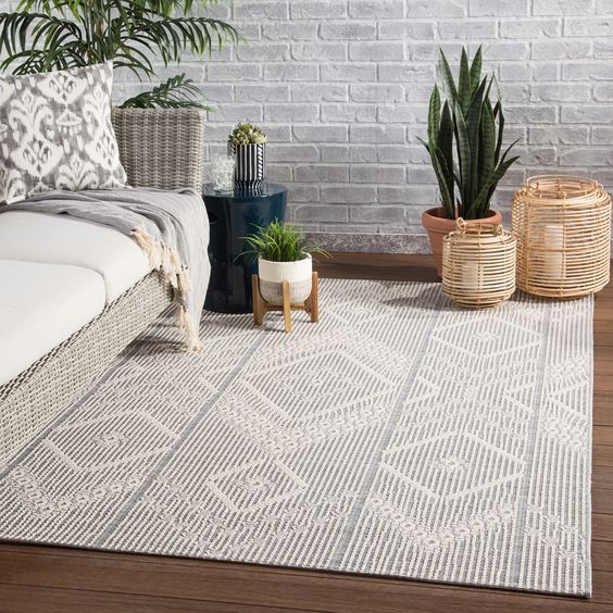 How Is The Trend of Sisal Outdoor Rugs Models?
