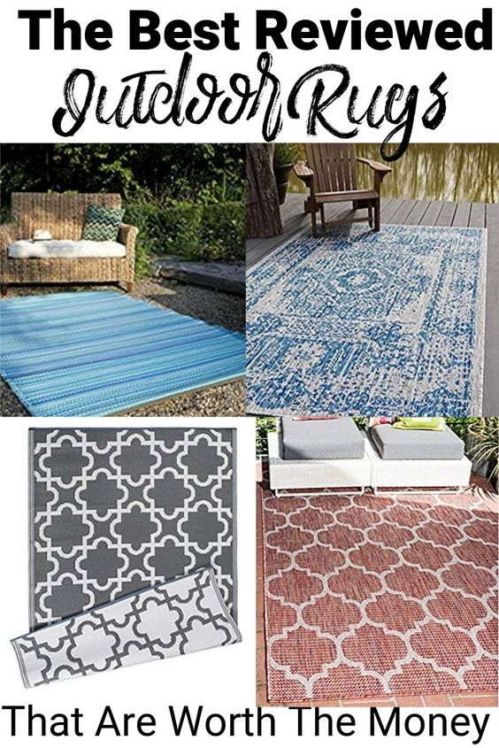 The Best Outdoor Rugs for Patios