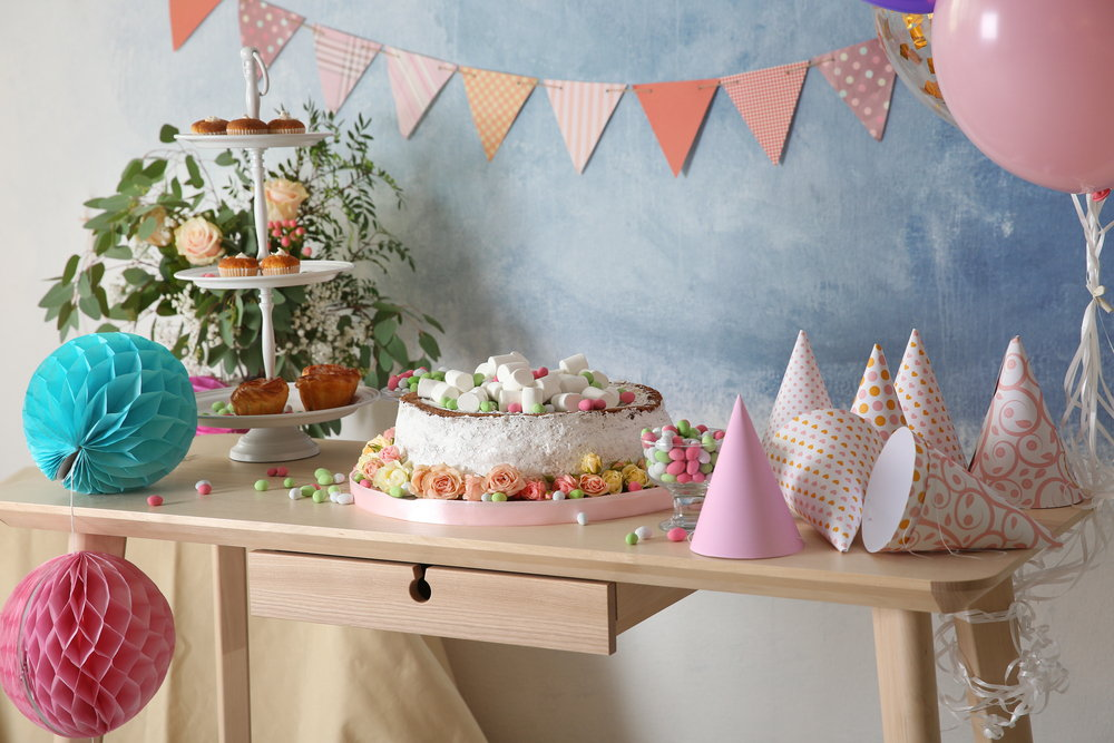 Party Decoration For Birthday