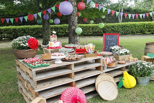 Party Decoration Outdoor