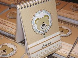 Party Favors Baby Shower: Note Pads And Pens