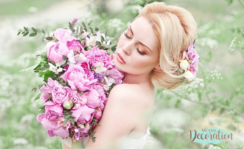 Learn Why The Peony Bouquet Is The Most Desired Of Brides