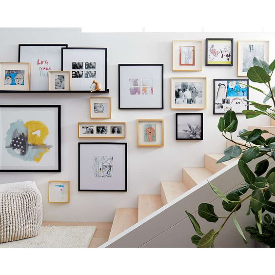 Picture Frames Environments
