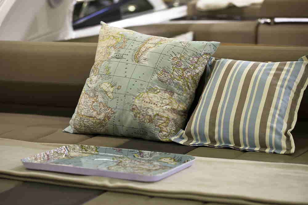 Pillow Decoration for Sofa with Themed Environment