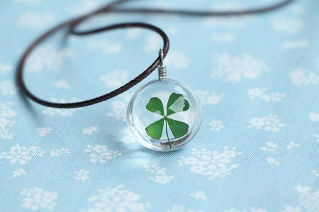 11. Prosperity Amulet By The 4 Leaf Clover