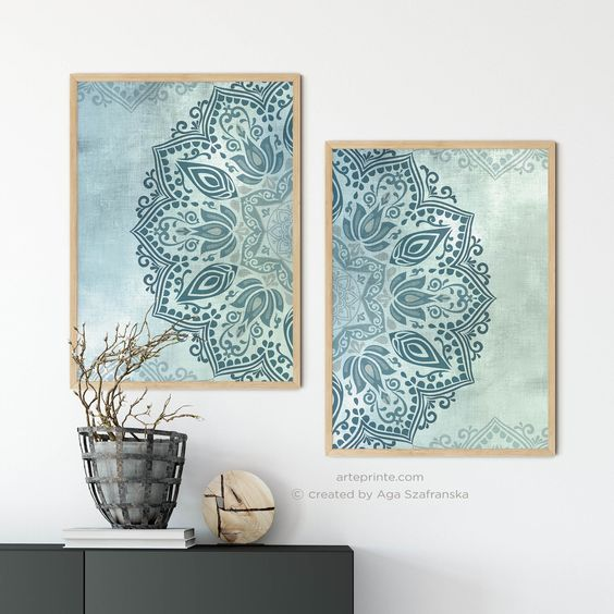 How to Decorate the House with Prosperity Mandala?