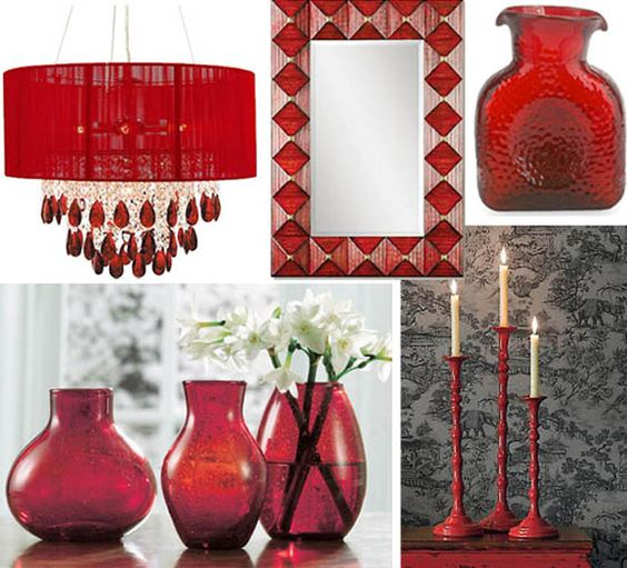 Red Room Objects