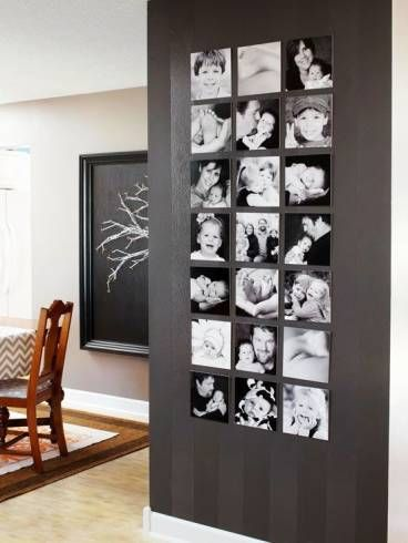 8 Room Dividers with Photo Panel