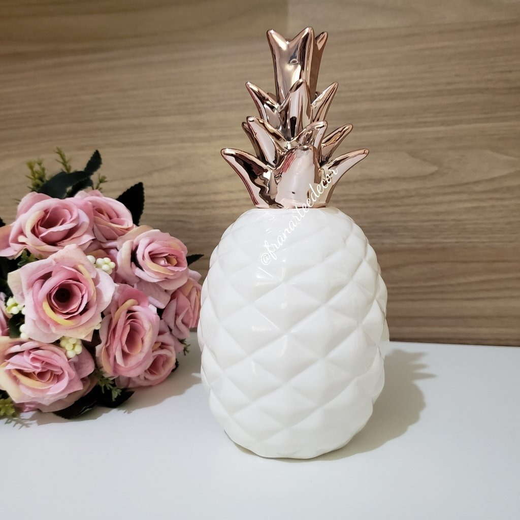 Rose Gold Pineapple