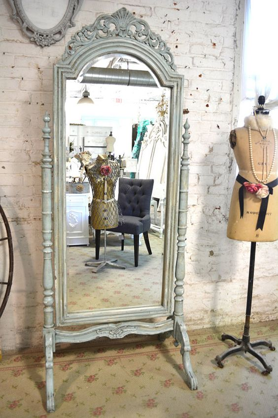 Shabby Chic Frames And Mirrors