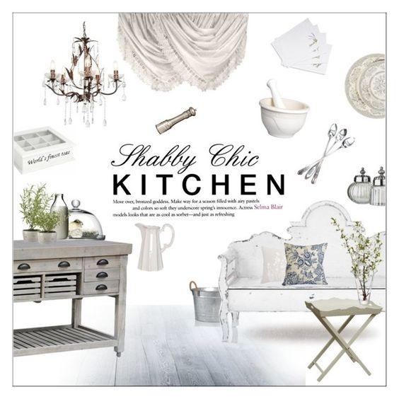 Shabby Chic Kitchen Accessories
