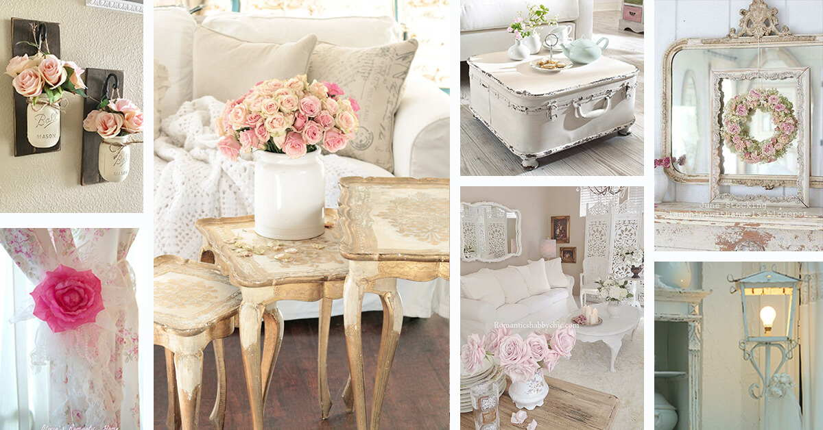 Where To Use Shabby Chic?