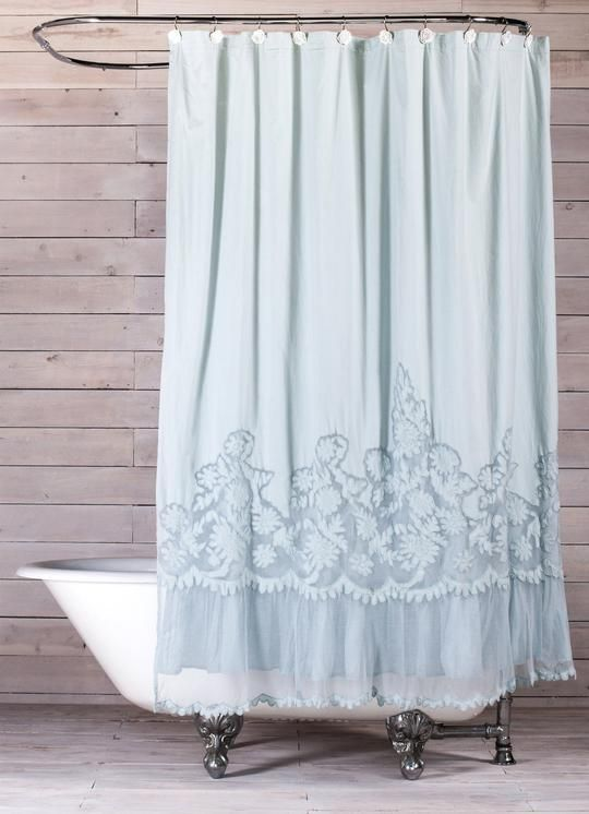 Shower Curtains Blue: The Color That Never Goes Out of Style: