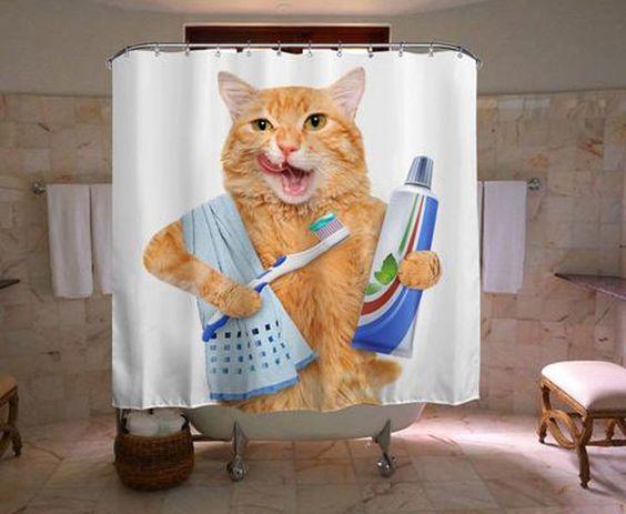 Shower Curtains Fun