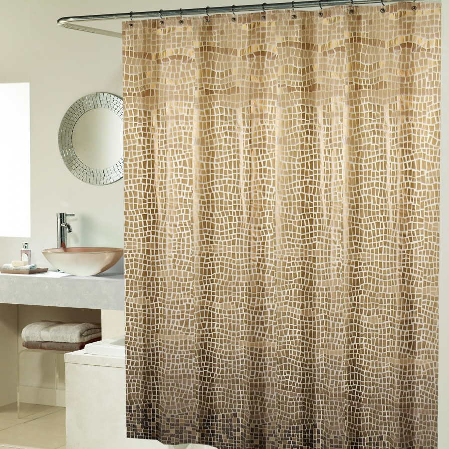 Shower Curtains Rustic