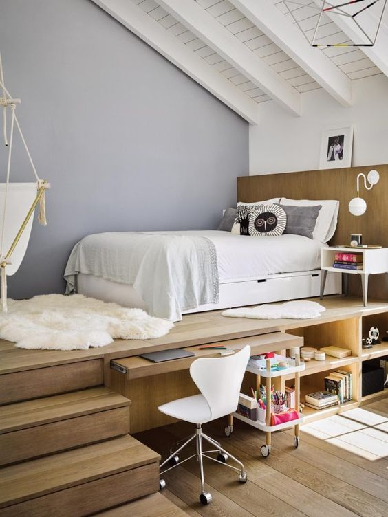 Bunk Beds And Mezzanines For Small Bedroom Ideas