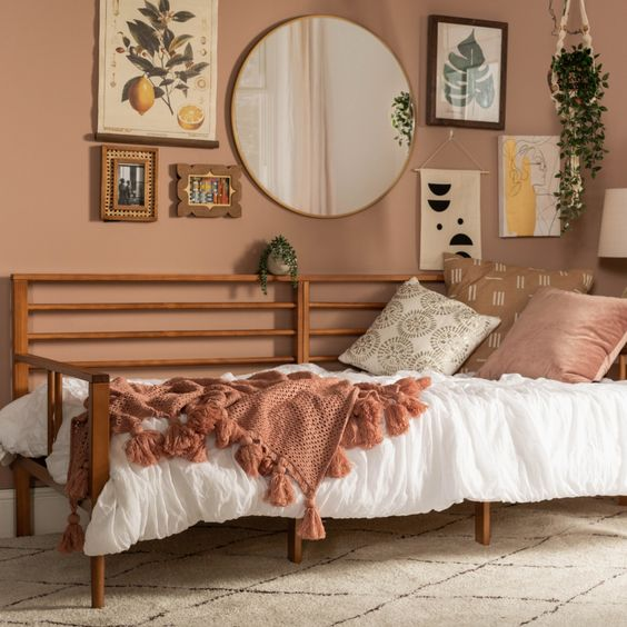 Cheerful Bedding, Curtains, Rugs, And Cushions