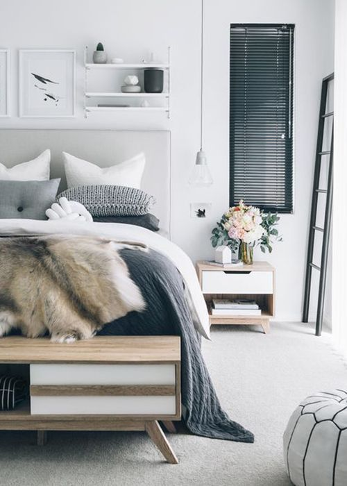 Opt For Functional Furniture In The Small Bedroom Ideas Decor