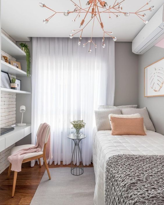 The Colors In Small Bedroom Ideas For Girls