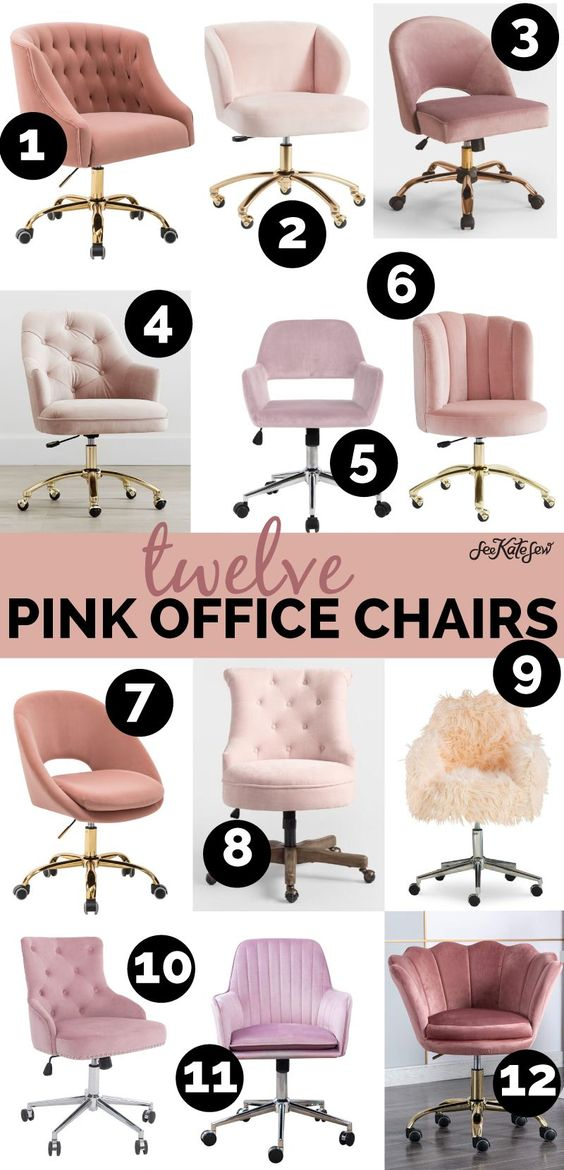 Small Desk Chair For Women