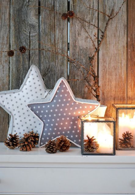 Stars in Christmas Decoration 2