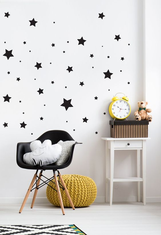 Stars on the Ceiling