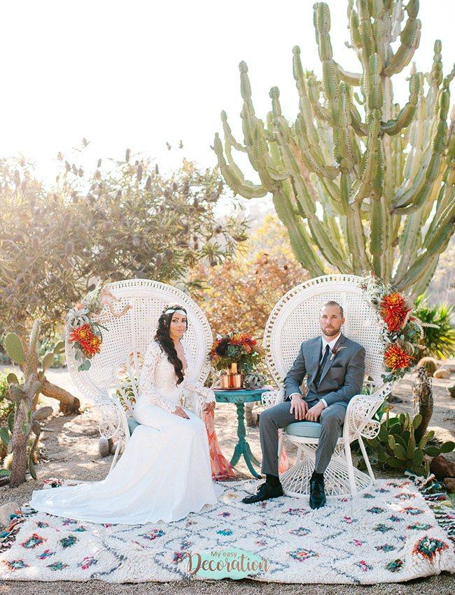 succulents-outdoor-wedding