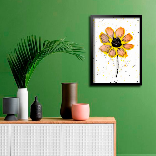 How to Decorate with Sunflower Tips