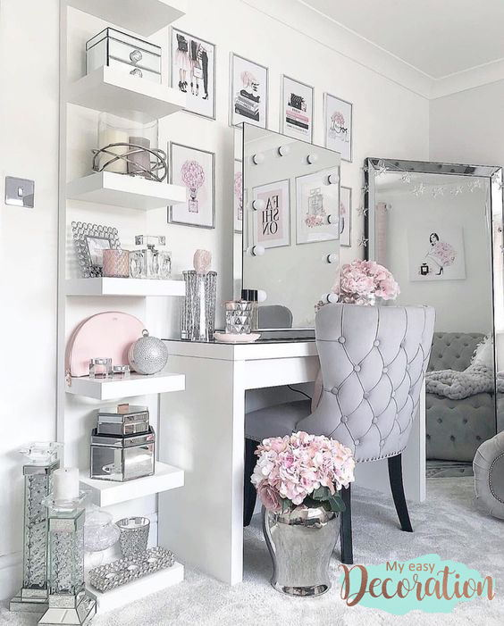 Teen Bedroom Ideas For Girls Tip 4: Beauty Time