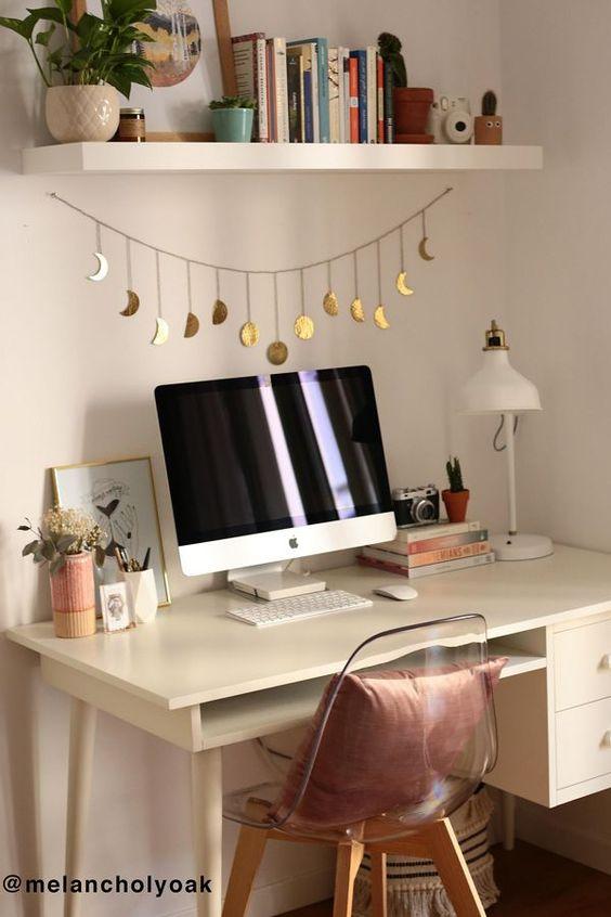 Teen Bedroom Ideas With Study Corner