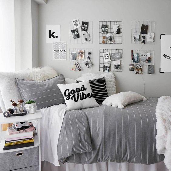 Teen Bedroom Ideas With Walls