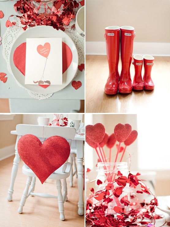 Valentines Day Decor Easy And Economical