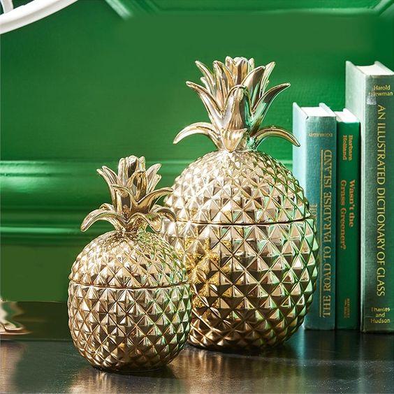 Fruit Shaped Vase