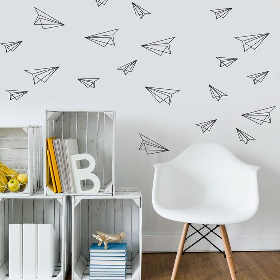 How To Apply the Wall Stickers Art