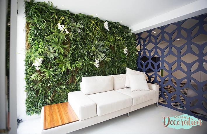 Why Green Walls Indoors Should Be The Most Desired Of The Moment