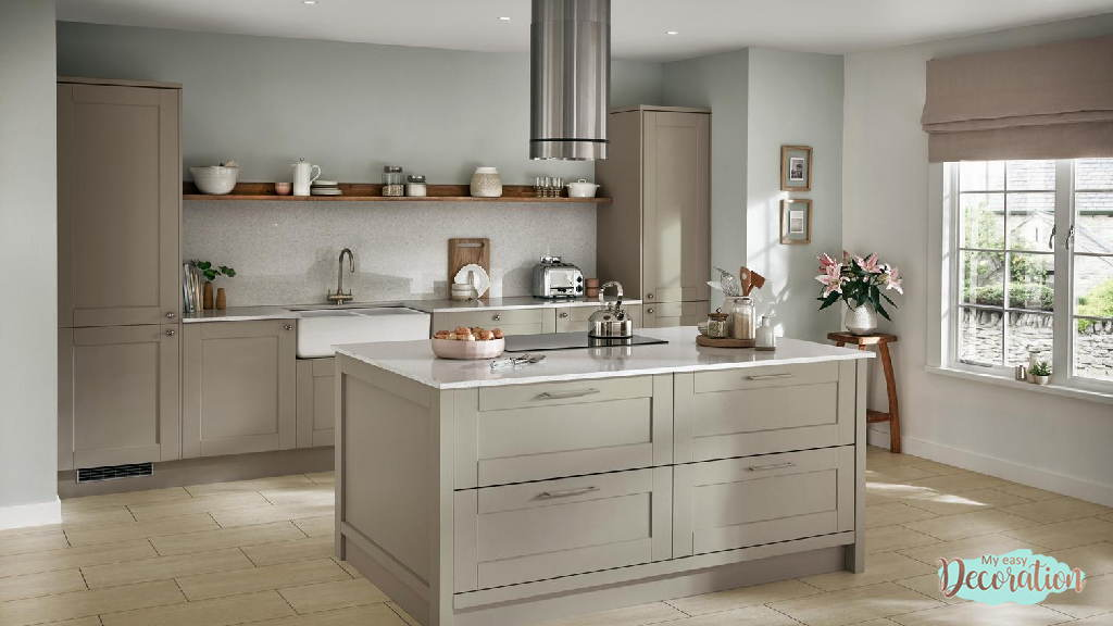 Beautiful Sage Green Walls Kitchen For You To Be Inspired!