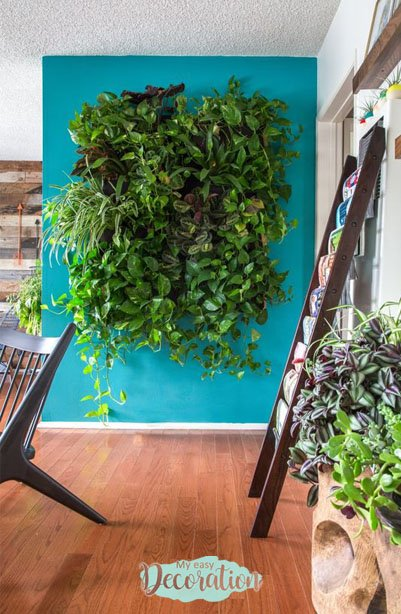 What Are green walls