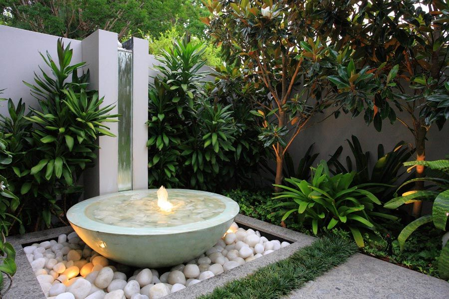 Water Fountain Garden That Has Become A Trend