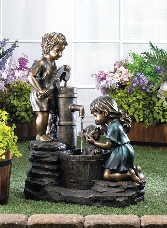 How To Choose The Best Type Of Water Fountain