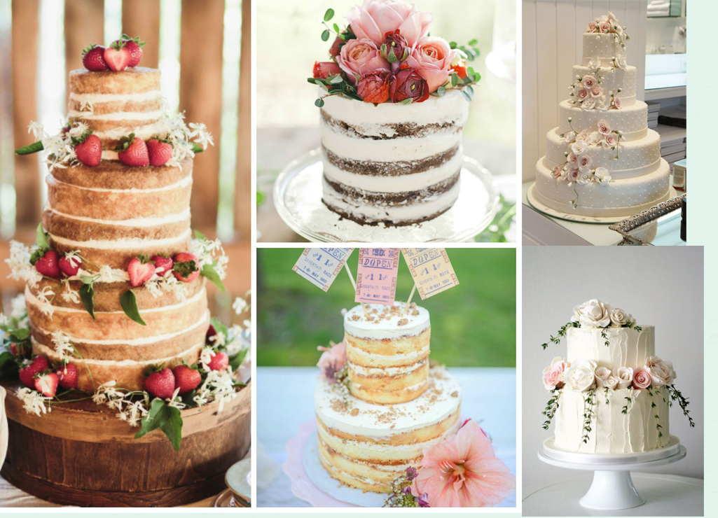 Wedding Decoration Cake