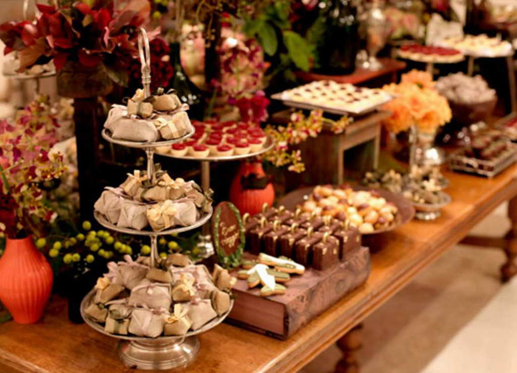 The Wedding Decoration Sweets