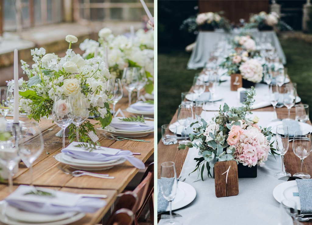 The Charm Of Rustic Wedding Decoration