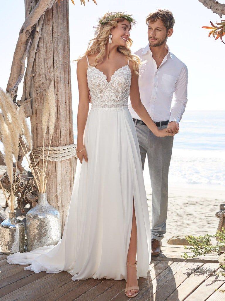 Wedding Dress Beach Veil